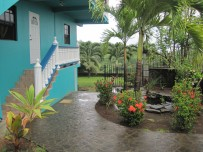 Harmony Hall Resorts, private entrances and tropical gardens.